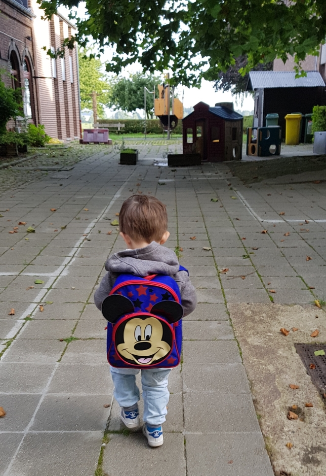 lificationbyjo first day in school